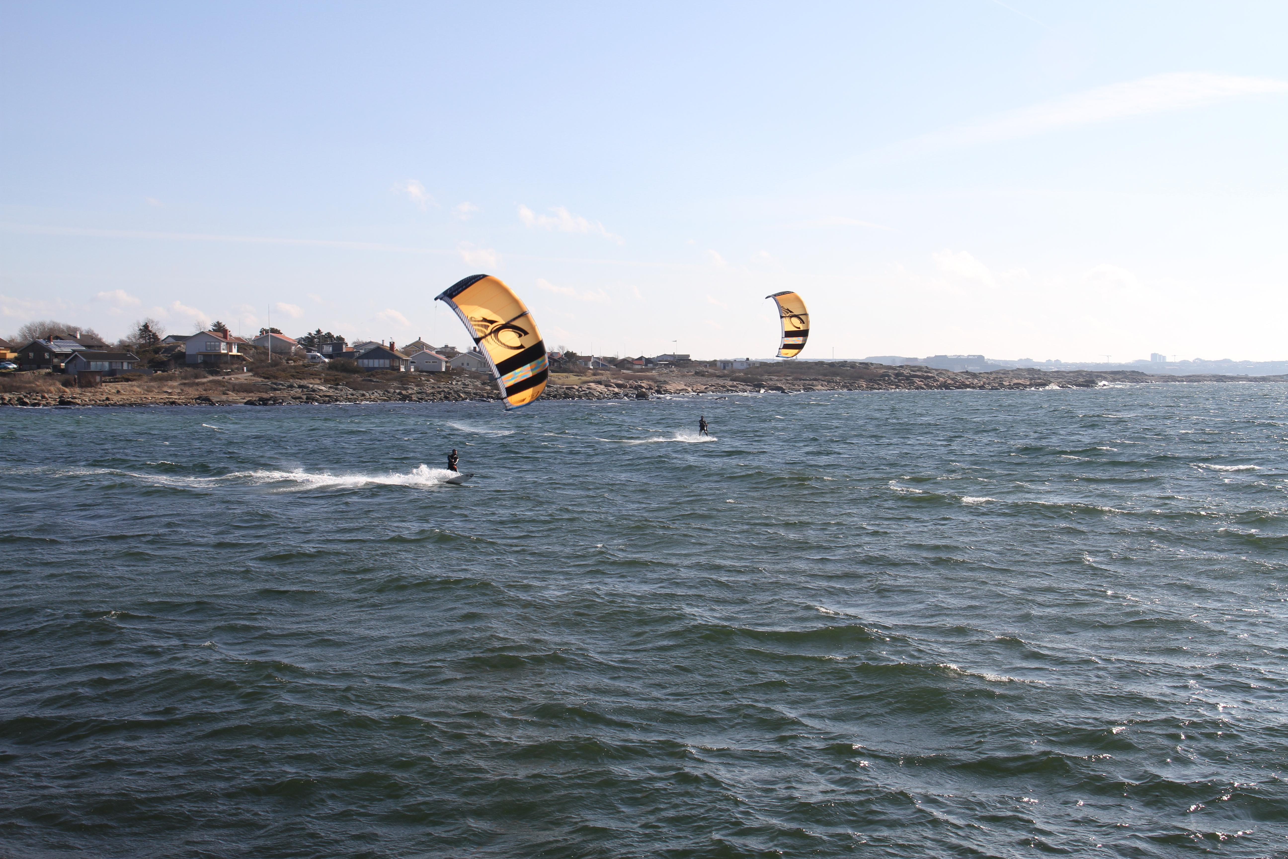 Nu är vi igång med en ny härlig surf säsong i Varberg