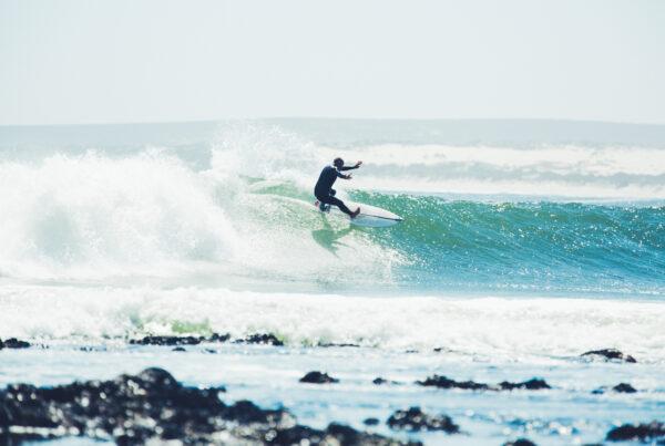 Vågsurfing